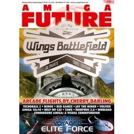 Amiga Future 115 + CD