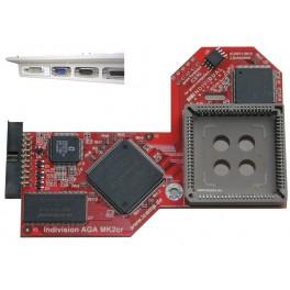 Indivision AGA MK2cr 1200/4000T - Scandoubler Flickerfixer