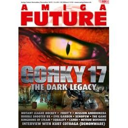 Amiga Future 117 + CD