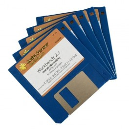 Workbench 2.1 Disk Set Edición Cloanto