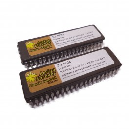 ROM 3.X Amiga 3000/3000T (two chips)