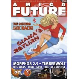 Amiga Future 86 + CD