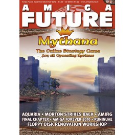 Amiga Future 87 + CD