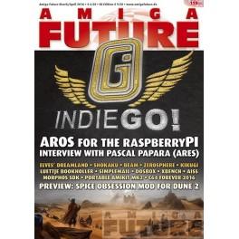 Amiga Future 119 + CD
