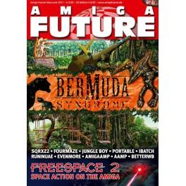 Amiga Future 90 + CD