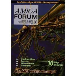 Amiga Forum 16