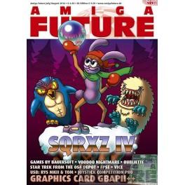 Amiga Future 121 + CD
