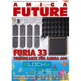 Amiga Future 122 + CD