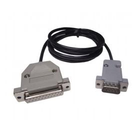 Monitor Cable 1084S, Amiga RGB (23-pin-f) to DB9 (m)