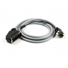 MiST, cable euroconector DB15 (h) a TV