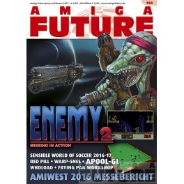 Amiga Future 124 + CD