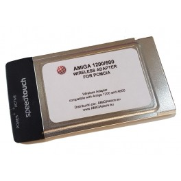 Tarjeta de red inalámbrica PCMCIA