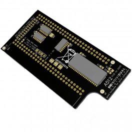 A512 - Expansión de memoria parar Amiga 500 y A500 Plus (+)
