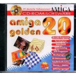Amiga Golden 20 CDROM