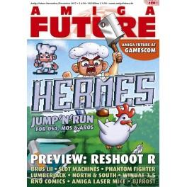 Amiga Future 129 + CD