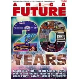 Amiga Future 130 + CD