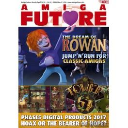 Amiga Future 131 + CD