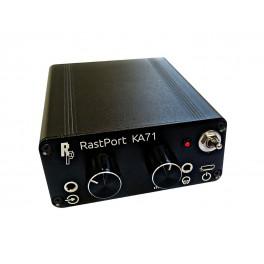 Amplificador de Auriculares - Mezclador de Canales  KA71