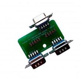 Duplicador (Divisor) de Joystick para Amstrad CPC 464/664/8128