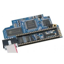 Indivision ECS, Scandoubler / Flicker Fixer (Internal)