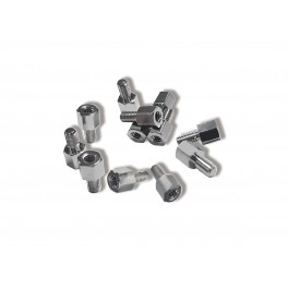 Hexagonal Bolt Screws for Amiga