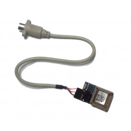 Lyra 3, PC Keyboard adapter for A1200