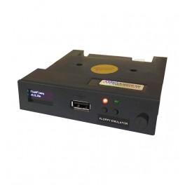 USB Floppy Emulator - Gotek versión negra