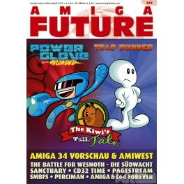 Amiga Future 137 + CD