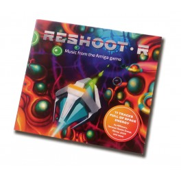 RESHOOT R Soundtrack (CD de audio)