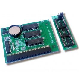 Ampliación de memoria Amiga 500 + RTC