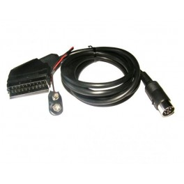 Cable RGB-SCART Amstrad 464+/6128+ (plus)