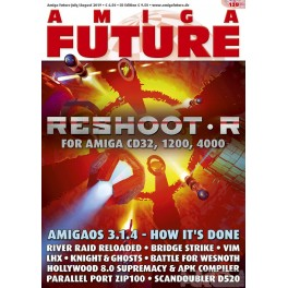 Amiga Future 139 + CD
