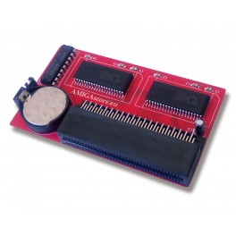 Amiga 600 1MB Chip Memory Expansion + RTC