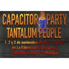 Capacitor Party - Competición de Juegos