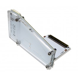 Cased PCMCIA adapter