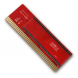 A2000 CPU Relocator board adapter