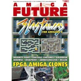 Amiga Future 142 + CD
