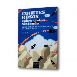 Cohetes Rosas sobre cielos Nintendo  - Libro
