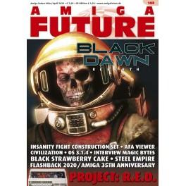 Amiga Future 143 + CD