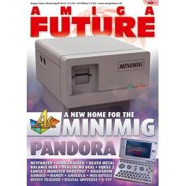 Amiga Future 101 + CD