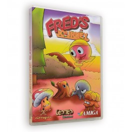 Fred's Journey Boxed Edition