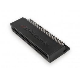 Conector Amiga 600 para ampliaciones de memoria