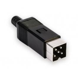 Conector de Alimentación para Amiga y C128