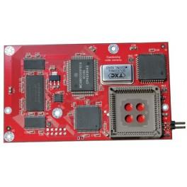 ACA 620 incl. CPU 68EC020 and 10.8+5 MB RAM Rev.2