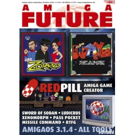 Amiga Future 146 + CD