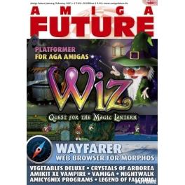 Amiga Future 148 + CD