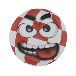 Angry Boingball sticker