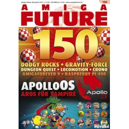 Amiga Future 150 + CD