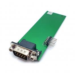 A1200 mouse port rev. 2B
