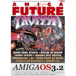 Amiga Future 151 + CD